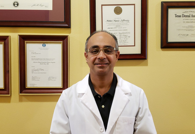 Dr. Akbar Jafferally