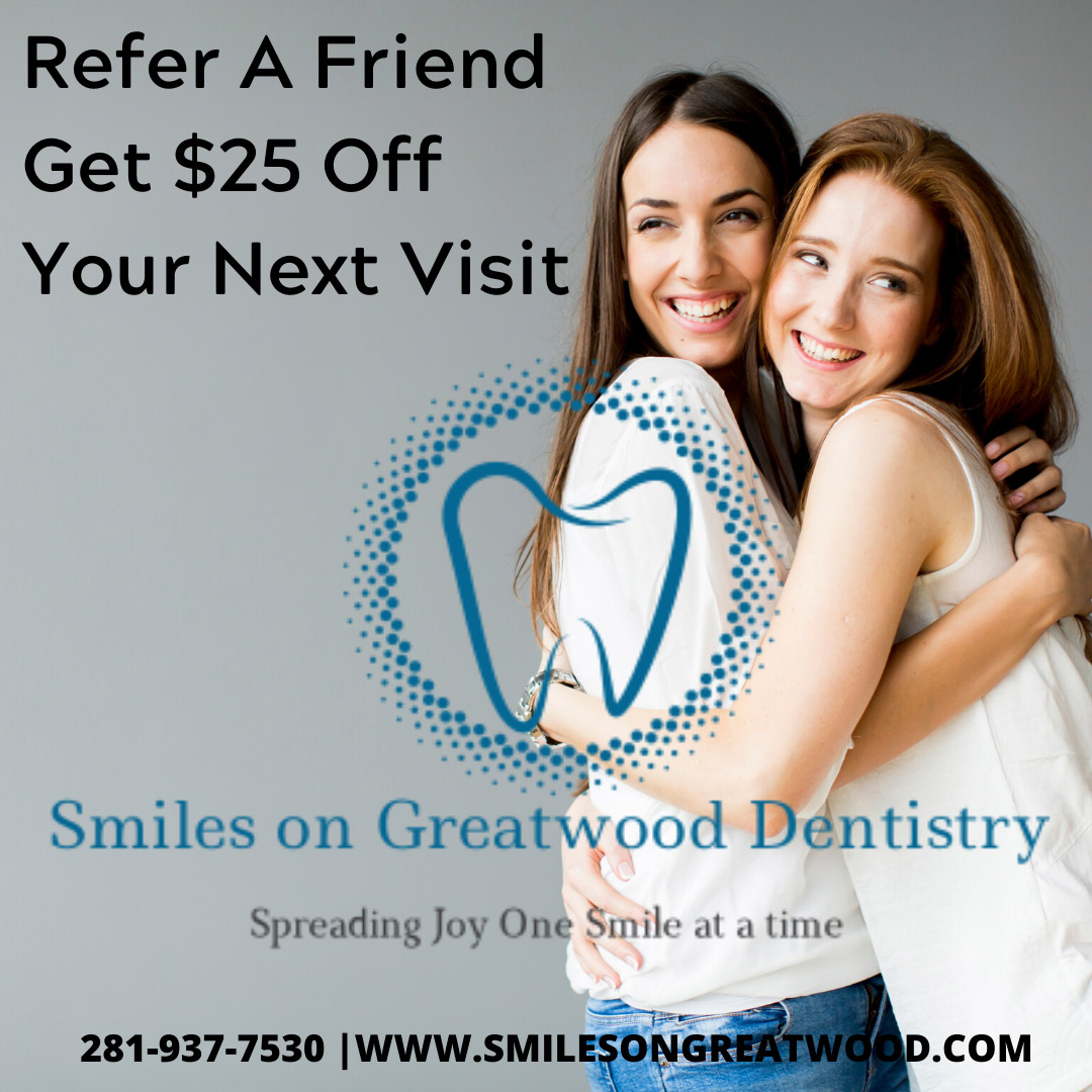 Refer A Friend - 25% Off