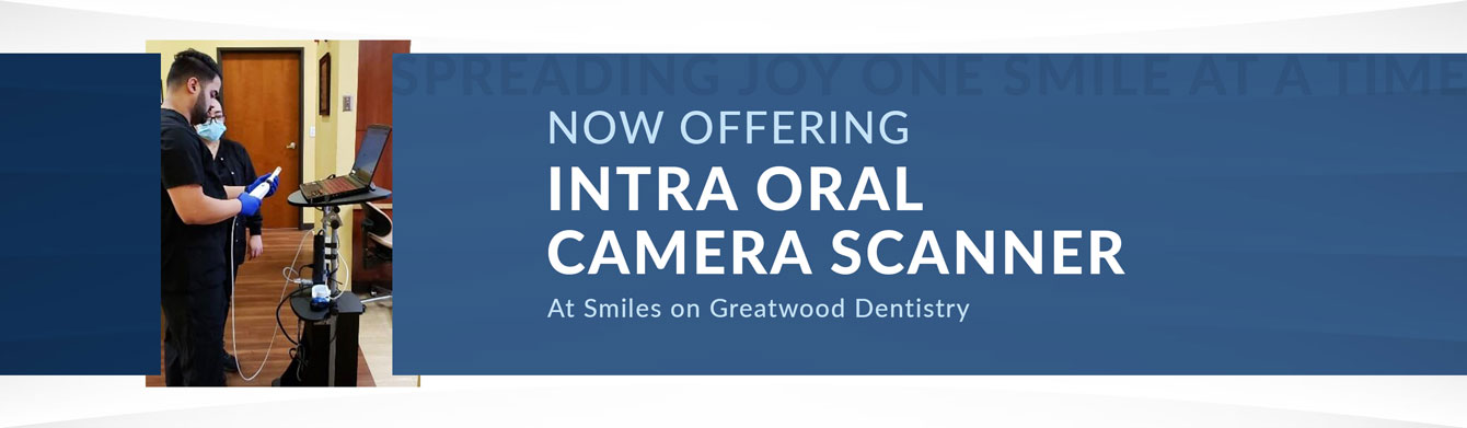 Intra Oral Camera Scanner